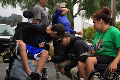Far West Wheelchair Athletic Association, July 10, 2015