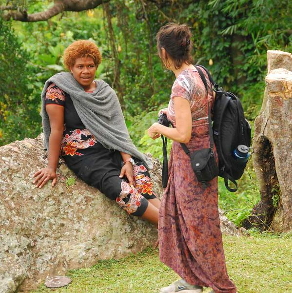 Ambeca Village Woman