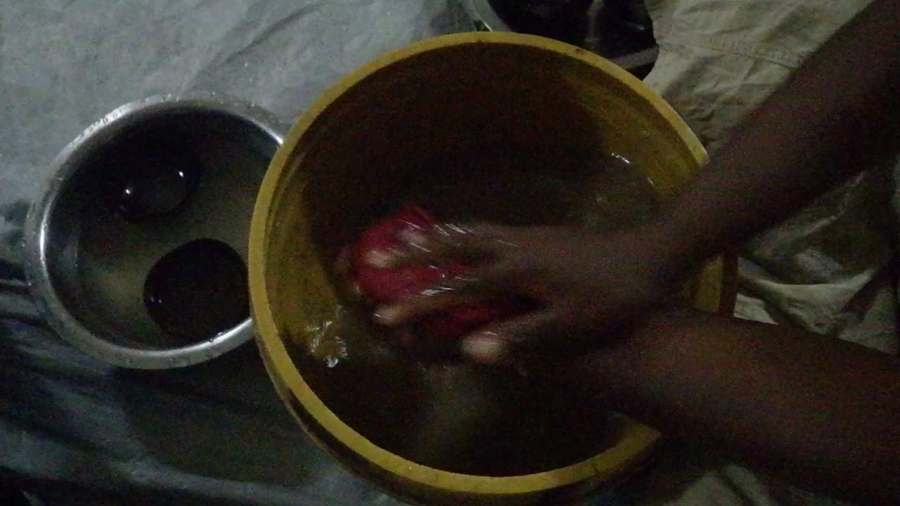 Mixing Kava