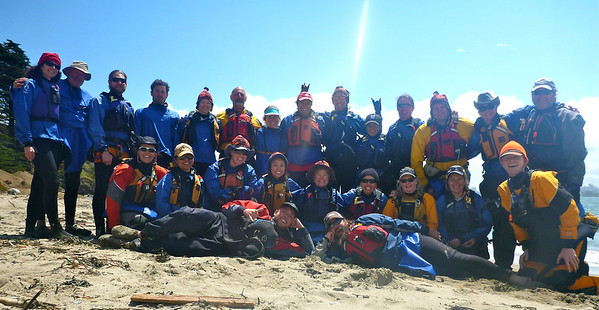 2014 Sea Kayak Guide School
