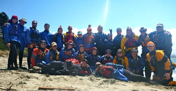 2014 Sea Kayak Guide School