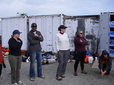 Guide Training - April 2011 - Angel Island