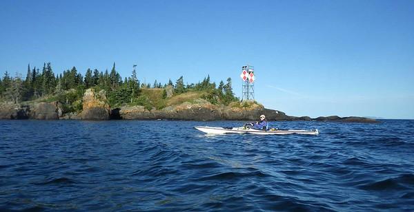 Isle Royale, Lake Superior, 2015