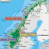 The Lofoten Islands lie off the Northwest coast of Norway, above the Arctic Circle.  The Lofotens are the Norwegian equivalent of Alaska for Americans--exotic, remote, and seldom visited.  It took us several days by plane, train, and Hurtigruten ferry to get to the islands.