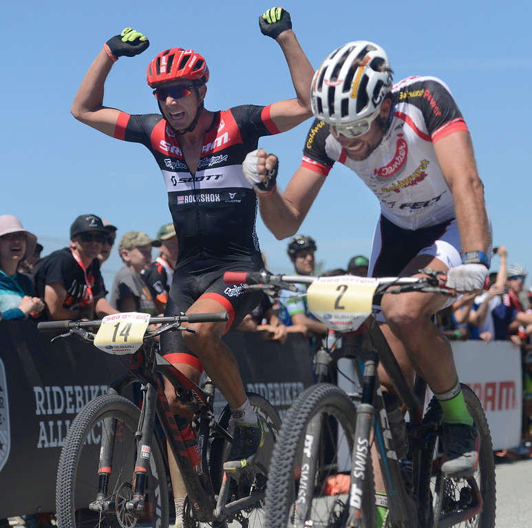 Photos The Sea Otter Classic Bike Festival Saturday Monterey