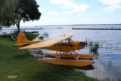 Sea Plane Fly in Tavares Florida