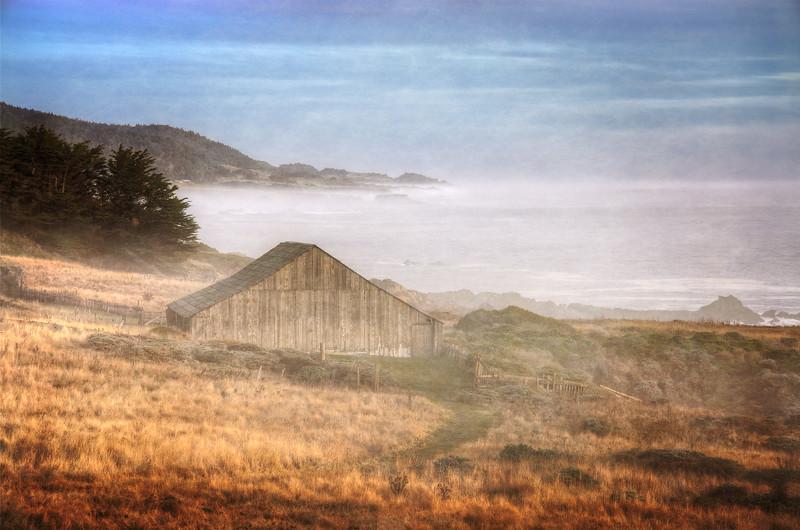 Sea Ranch Barn, California
