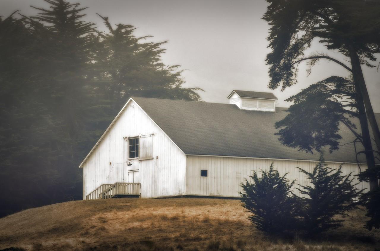 The Barn, Sea Ranch, California