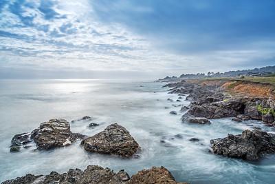 Afternoon Light, Sea Ranch, California