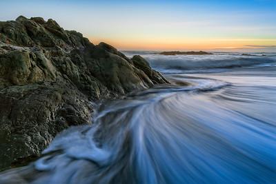 Dune Drift Beach, Sea Ranch, California