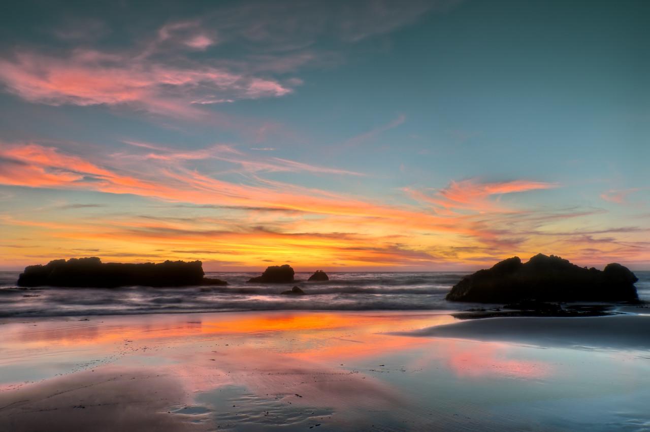 Ohlson Beach, Sea Ranch, California