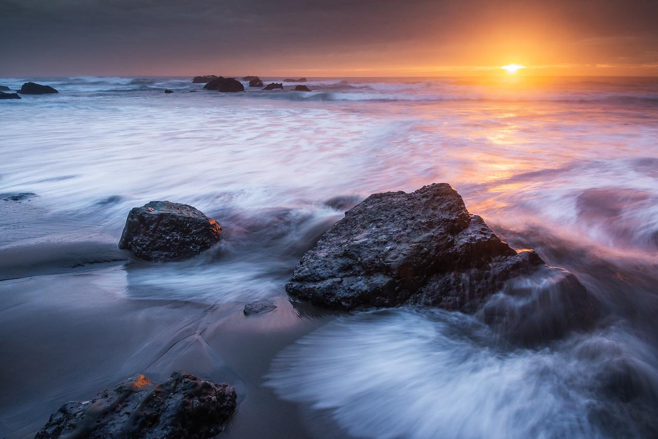 Sunglow, Sea Ranch, California