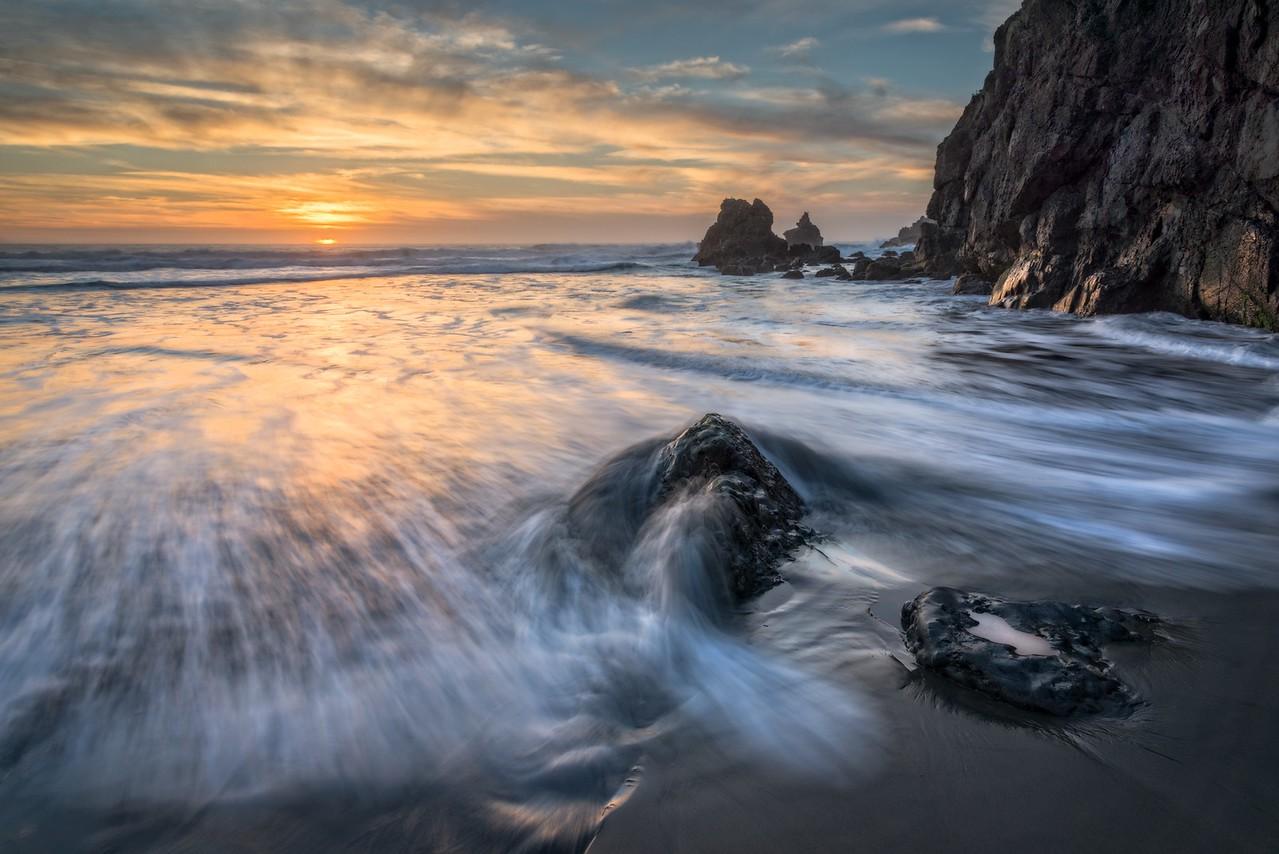 Flowing Tide, Sea Ranch, California