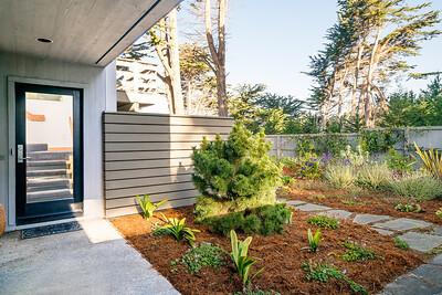 Front Door - Entry - Garden