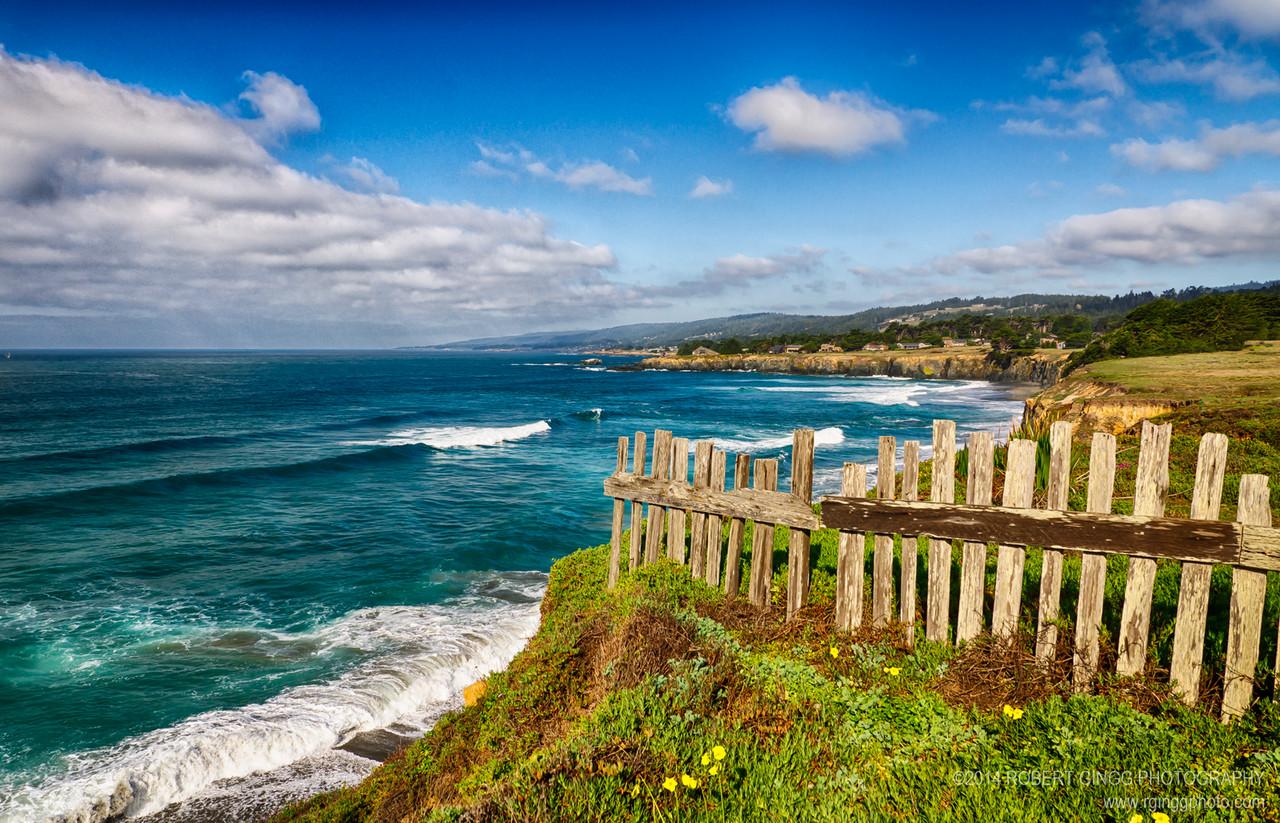 Sea Ranch Fence 2
