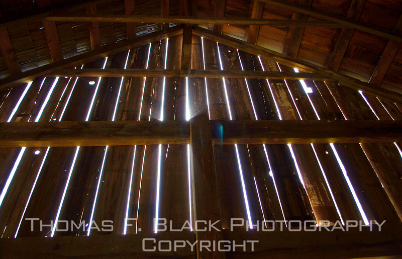 Same barn interior. [UFP 032308]