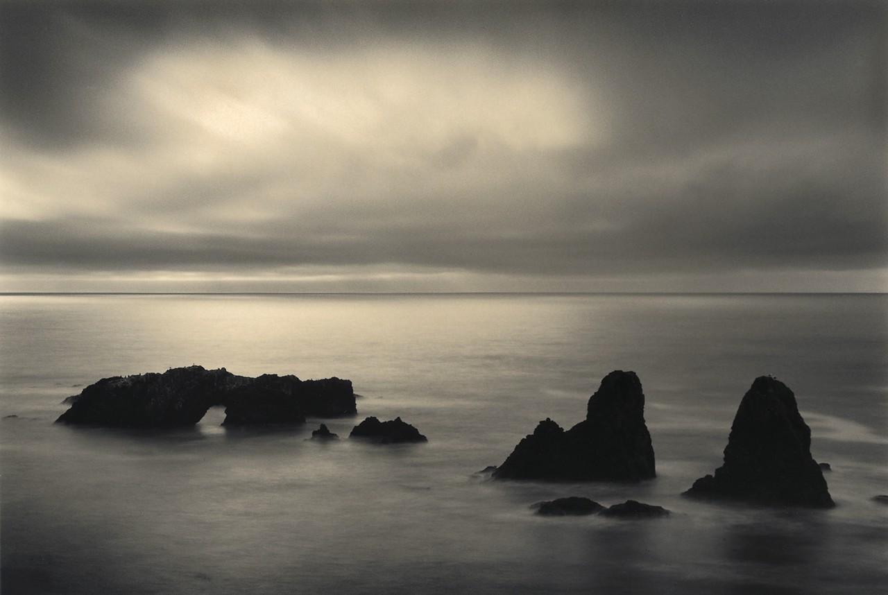 Arch Rock & Cloud, Sea Ranch, California