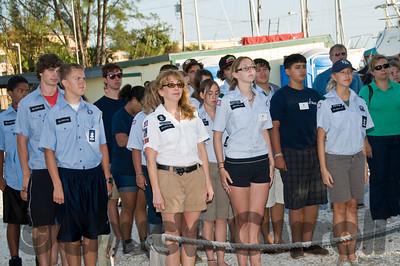 Tampa Sailing Squadron -- Sea Scout Regatta 2009