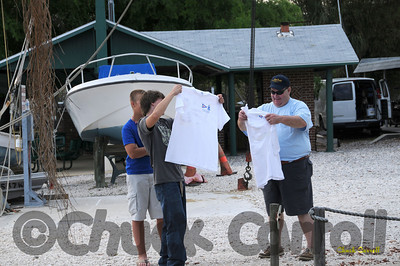 Tampa Sailing Squadron - Sea Scout Regatta 2010 ,  Apollo Beach Florida