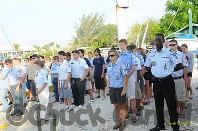 Tampa Sailing Squadron - Sea Scout Regatta 2010