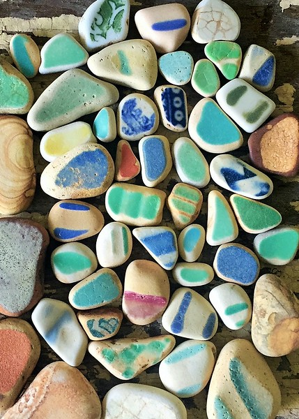 Sea Pottery Color Bash
