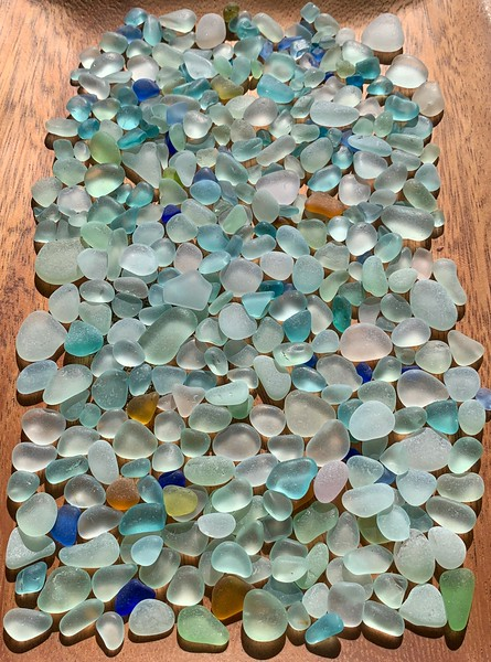 Sea Glass Overload