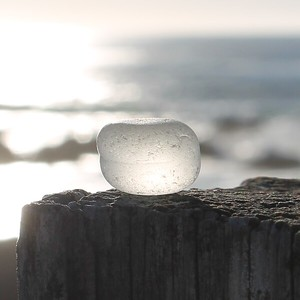 Calfornia Sea Glass Beach Bliss