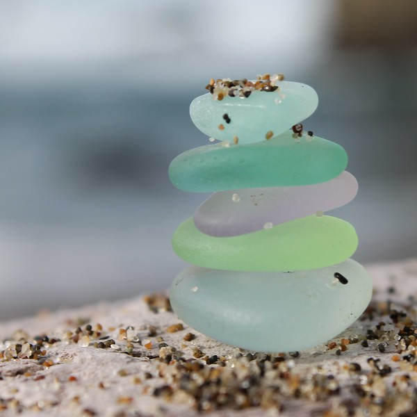 Sandy Top Hat Stack