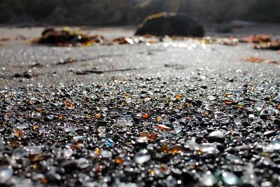 Ft Bragg Sea Glass Beach Series 5