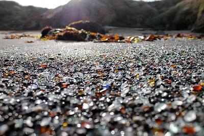 Ft Bragg CA Sea Glass Beach Series 1