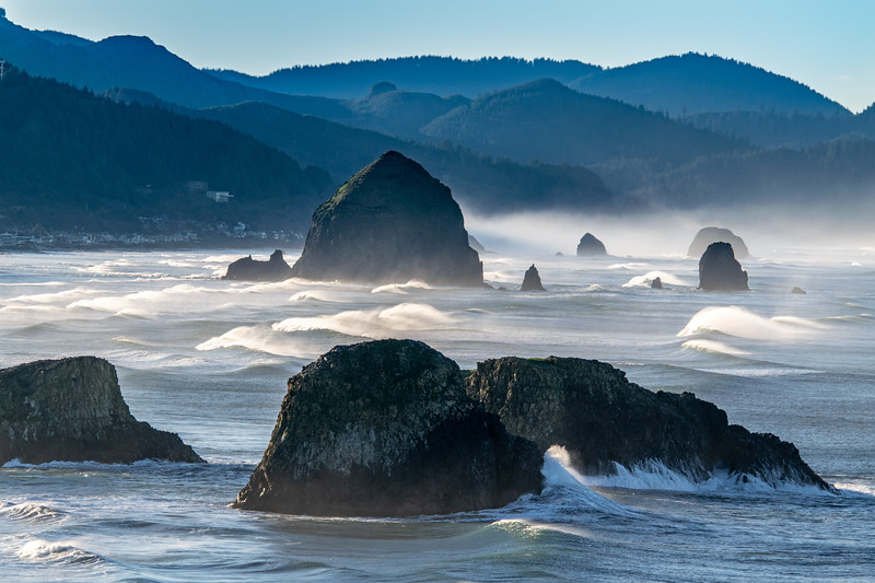 Cannon Beach Morning
