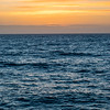 Ocean Sunset Portrait