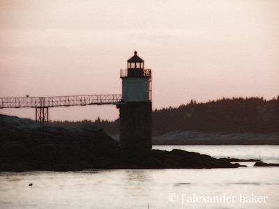 Ram Island Light, Boothbay Harbor, ME