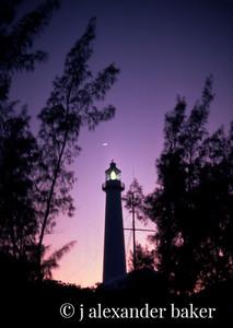 New Moon Lighthouse, Bermuda