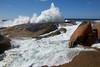 Llandudno waves