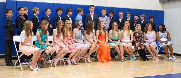 2013 8th Grade Graduation