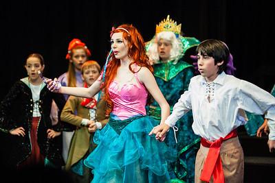 2013 All School Musical - The Little Mermaid