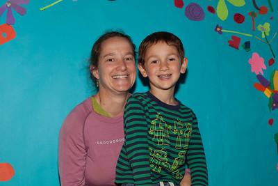 2013 Kindergarten Mother's Day Tea