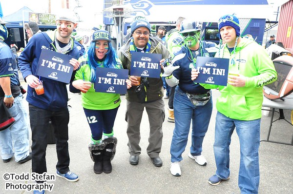 01-07-2017 Tailgating For The Seahawks vs Lions Game