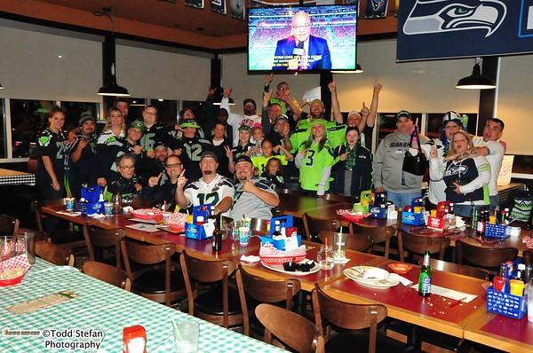 10-23-2016 Away Game Bash - Seahawks vs Cardinals