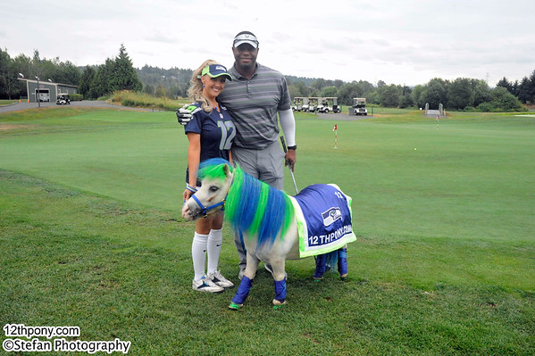 07-24-2015 GTA Celebrity Golf Classic with Wilson the 12th Pony