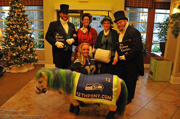 12-12-2015 12 Days Of Goodness  with Wilson the 12th Pony