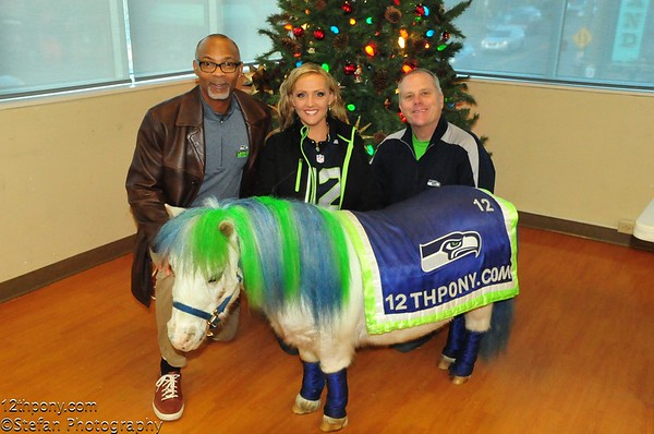 12-13-2016 12 Days Of Goodness with Wilson the 12th Pony