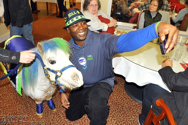 12-17-2015 12 12 Days Of Goodness  with Wilson the 12th Pony