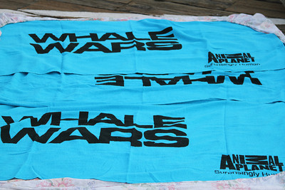 "Animal Planet's Whale Wars Season 4 Premier: ""Operation No Compromise"" Antarctic Campaign. Hosted by Animal Planet, L.A. Times & Brand X at the Santa Monica Pier in Santa Monica, CA. Photography by Erin Suggett for Sea Shepherd. June 3, 2011 All Rights Reserved."