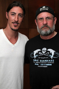 Actor Eric Balfour and Scott West © Erin Suggett Photography