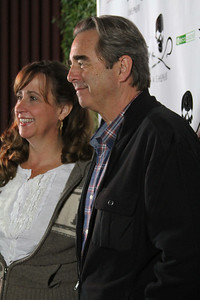 "Actor Beau Bridges and his wife arrive on the red carpet.  Sea Shepherd launch party for the ""Operation No Compromise"" Antarctic Whale Defense Campaign and the Gojira Interceptor Vessel unveiling in Los Angeles, CA. on October 23, 2010"