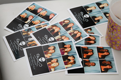 "Photo booth cards.  Sea Shepherd launch party for the ""Operation No Compromise"" Antarctic Whale Defense Campaign and the Gojira Interceptor Vessel unveiling in Los Angeles, CA. on October 23, 2010"