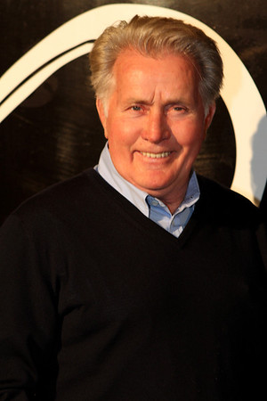 Actor Martin Sheen on the red carpet. © Erin Suggett Photography