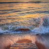 1-24x36 shell beach stairs 1509-